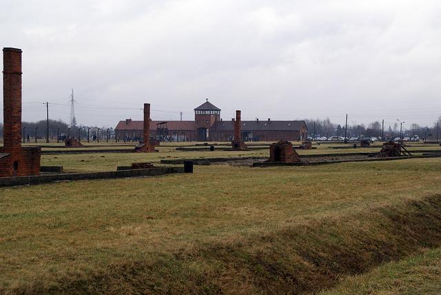 Oświęcim obóz koncentracyjny