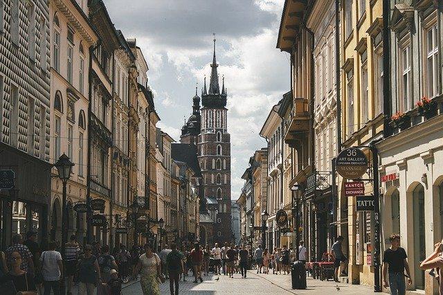 Ciekawe miejsca Kraków i okolice