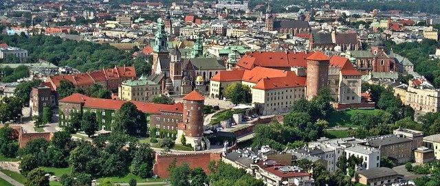 Atrakcje Krakowa