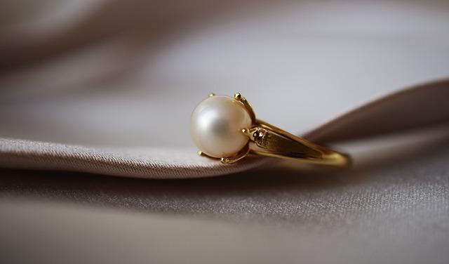 bizuteria damska perły